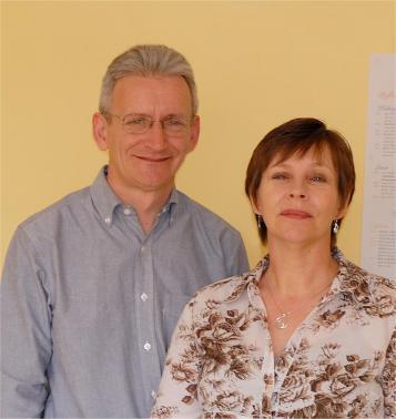 Philip Davis and Christine Sutton, Holistic Therapists