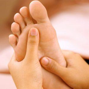 Reflexology - Foot Pressure Point Massage